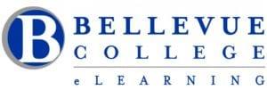Bellevue College eLearning Logo