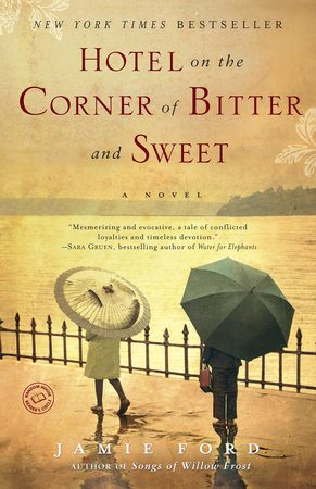 Cover of the book Hotel on the Corner of Bitter and Sweet