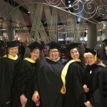 Photo of BC Librarians at Graduation