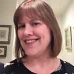 Librarian Nicole Longpre