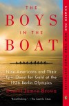 Cover Image of The Boys in the Boat Book