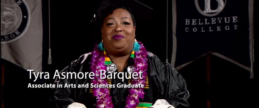Tyra Asmore-Barquet Associates in Arts and Sciences Graduate