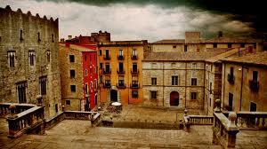 Ruins in Spain