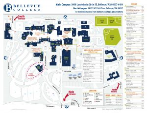 Main Campus Map - Links to pdf