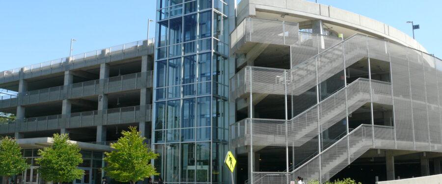 Bellevue College Parking Garage