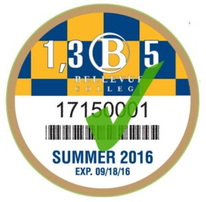 Summer Discount Permit