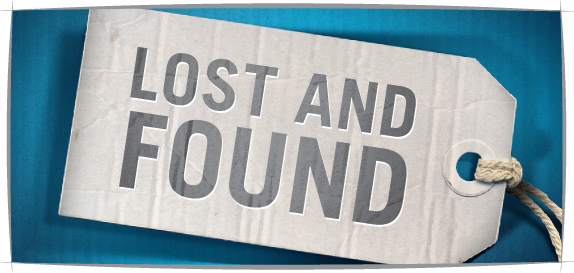 Lost Property Found