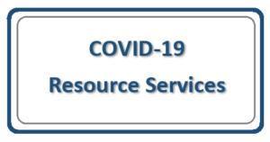 COVID-19 Resource Services Button