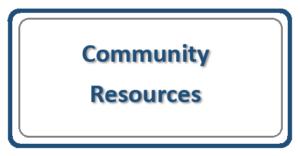 Community Resources Button