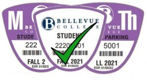 Fall 2021 Student pass example