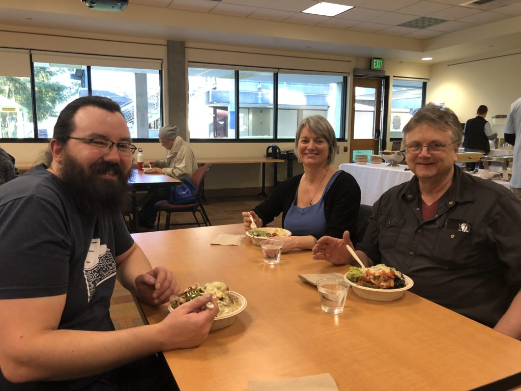James Riggall, Bruce Wolcott, Oona