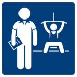 Fitness Trainer Icon