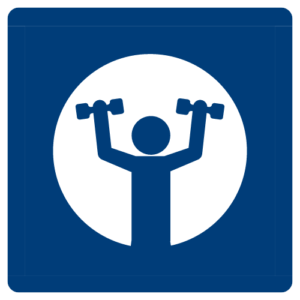 Fitness Center Icon