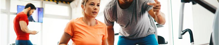 fitness center image