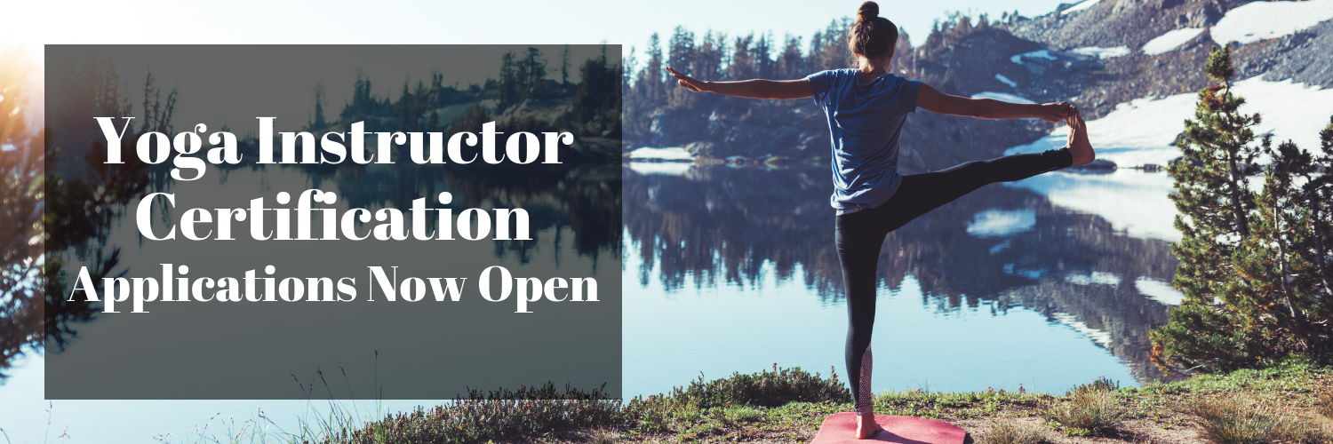 Yoga Instructor applications open
