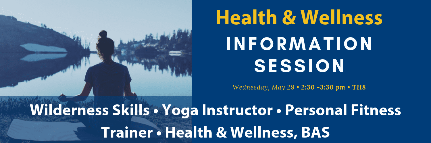 information session, May 29, 2:30 - 3:30 pm, T118