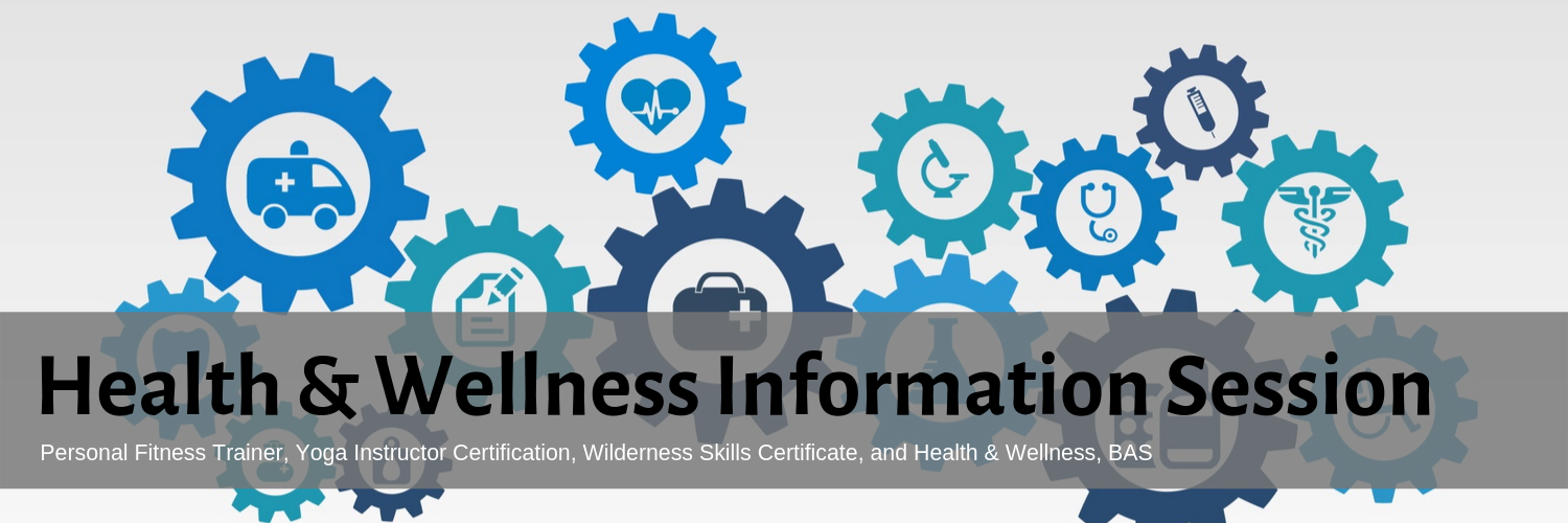 Health and Wellness Information Session