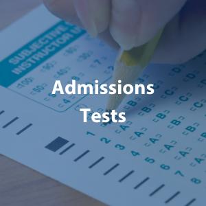 ADN Admissions Tests