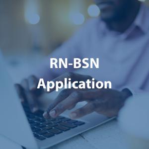 RN-BSN NursingCAS Application Instructions