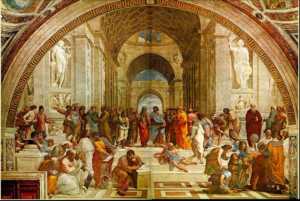 Painting of Athens