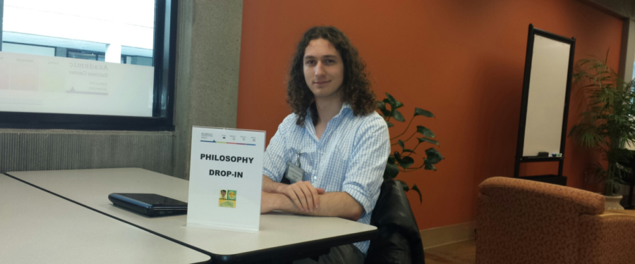 George Leickly philosophy tutor image