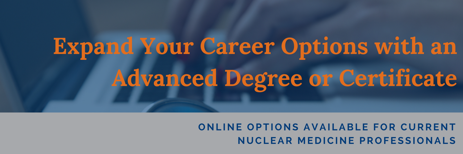 Nuclear Medicine Academic Options