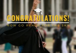 Congratulations Graduate Photo