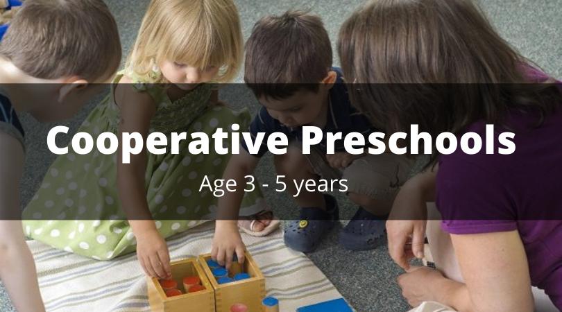 cooperative preschools