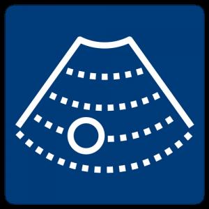 Ultrasound Button