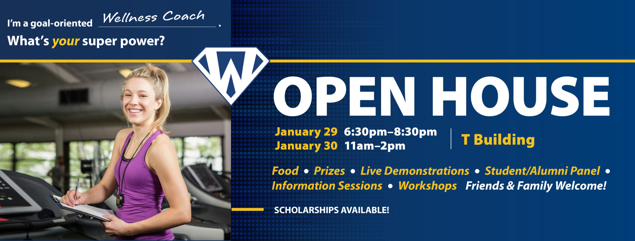 HSEWI Open House Jan 29th and 30th