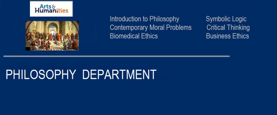 Philosophy Department