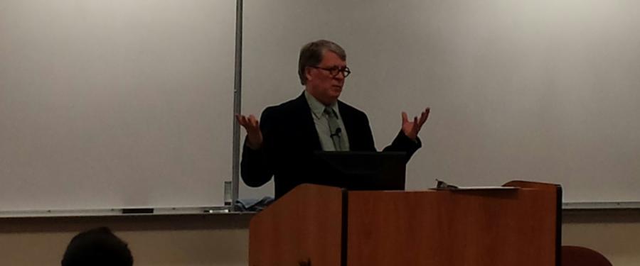 Steve Duncan lecture