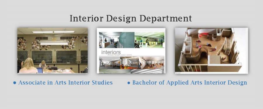 Bellevue College Interior Design arts & humanities @ bellevue college