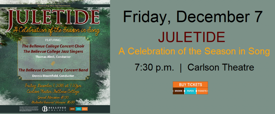 Juletide, A Celebration of the Season in Song
