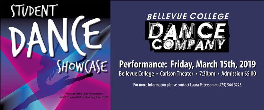 Dance Performance flyer