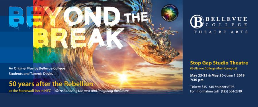 Beyond the Break flyer