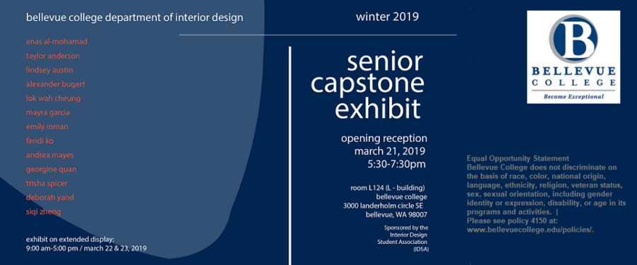 Senior Capstone Exhibit