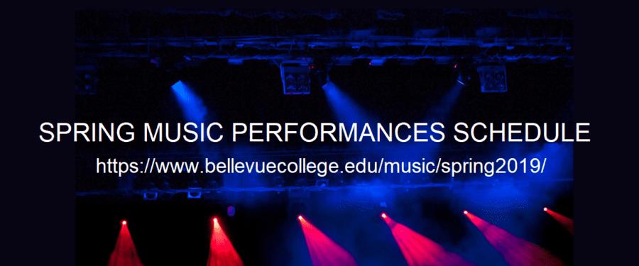 Music Department Performances
