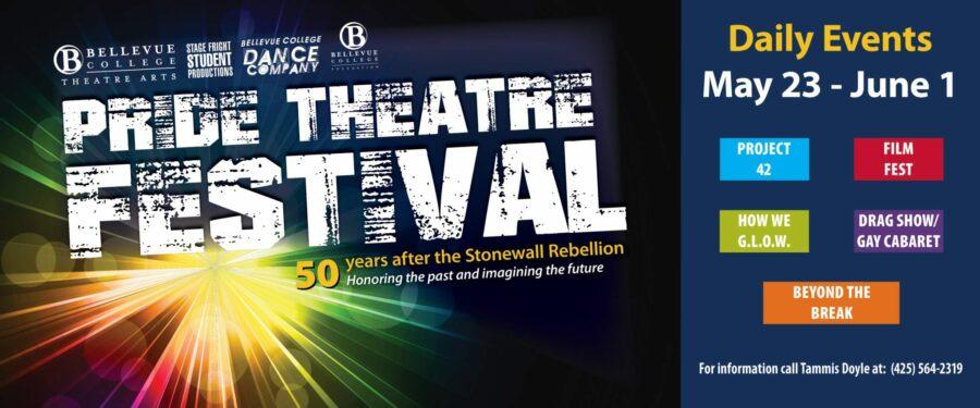 Pride Theatre Festival Event Schedule
