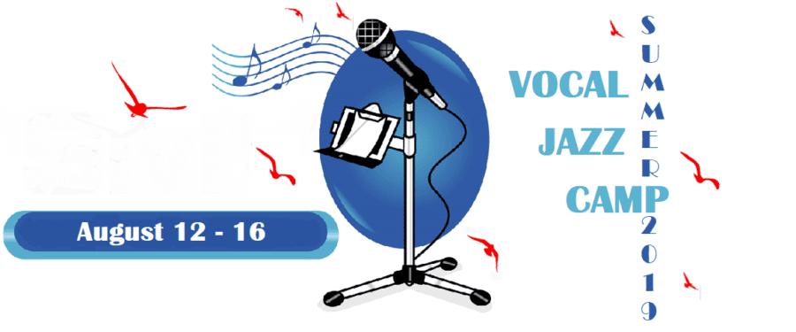 Summer 2019 Vocal Jazz Camp