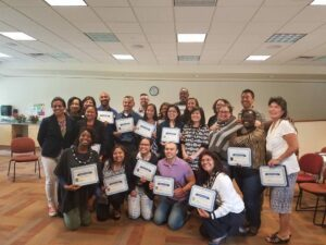 SJLI Cohort II participants withCertificates