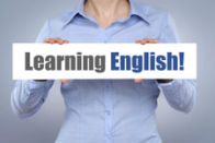 Learning English Logo