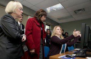 Department of Labor visit