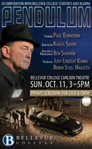 Pendulum promotional poster