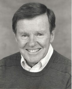 Former Bellevue College President Thomas O'Connell