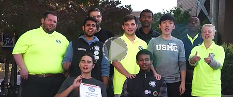 Links to video of Associated Student Government at Bellevue College