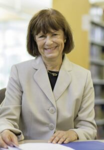 Photo of Dr. Jill Wakefield