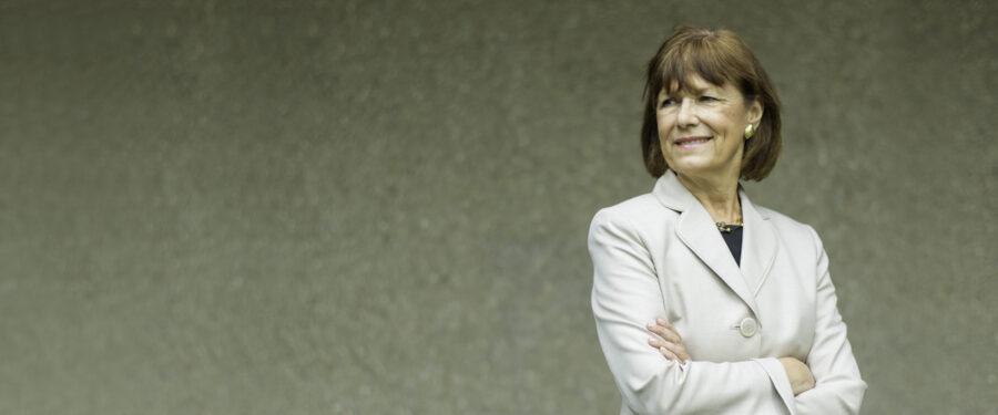 Dr. Jill Wakefield, new BC interim president