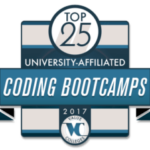 Logo for Top 25 University-Affiliated Boot camps