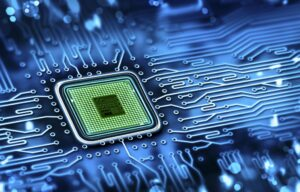 An image of a computer chip
